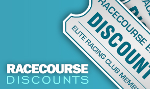 Discounted Entry to Racecourses