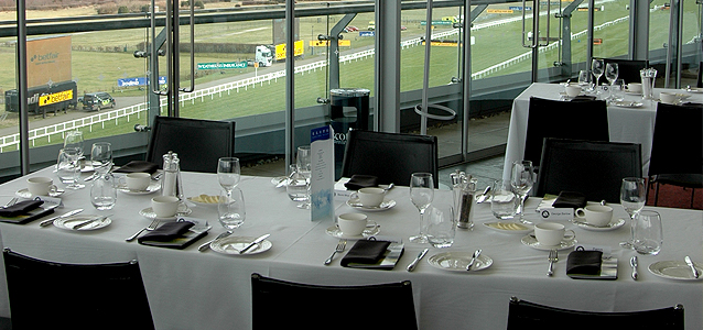 Elite Racing Club racecourse hospitality
