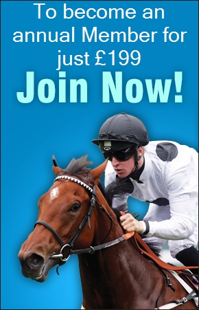 To become an annual Member - Join Now!